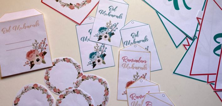 Free Printable Ramadan Decorations