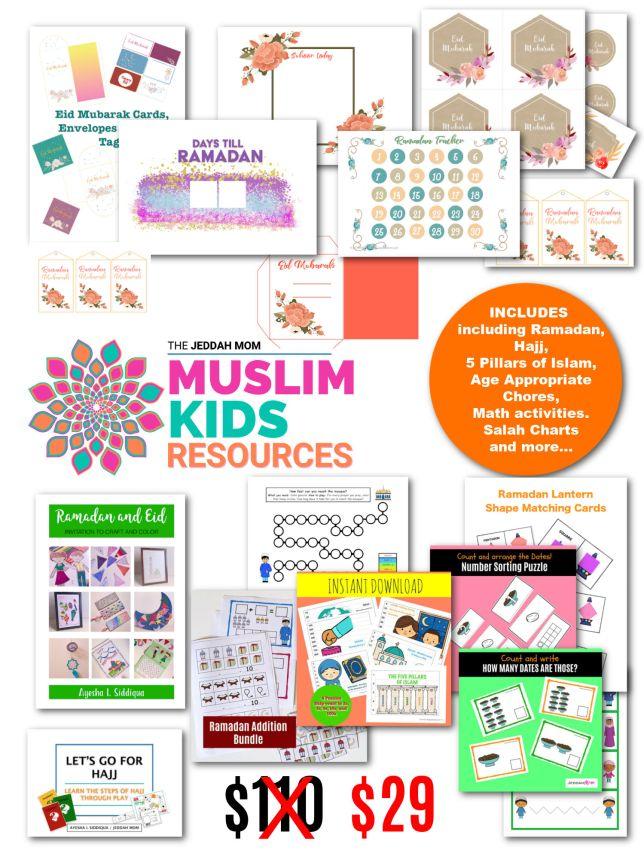 Muslim Kids Resources Jeddah Mom