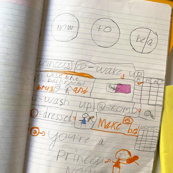 Journal writing for Kids | JeddahMom