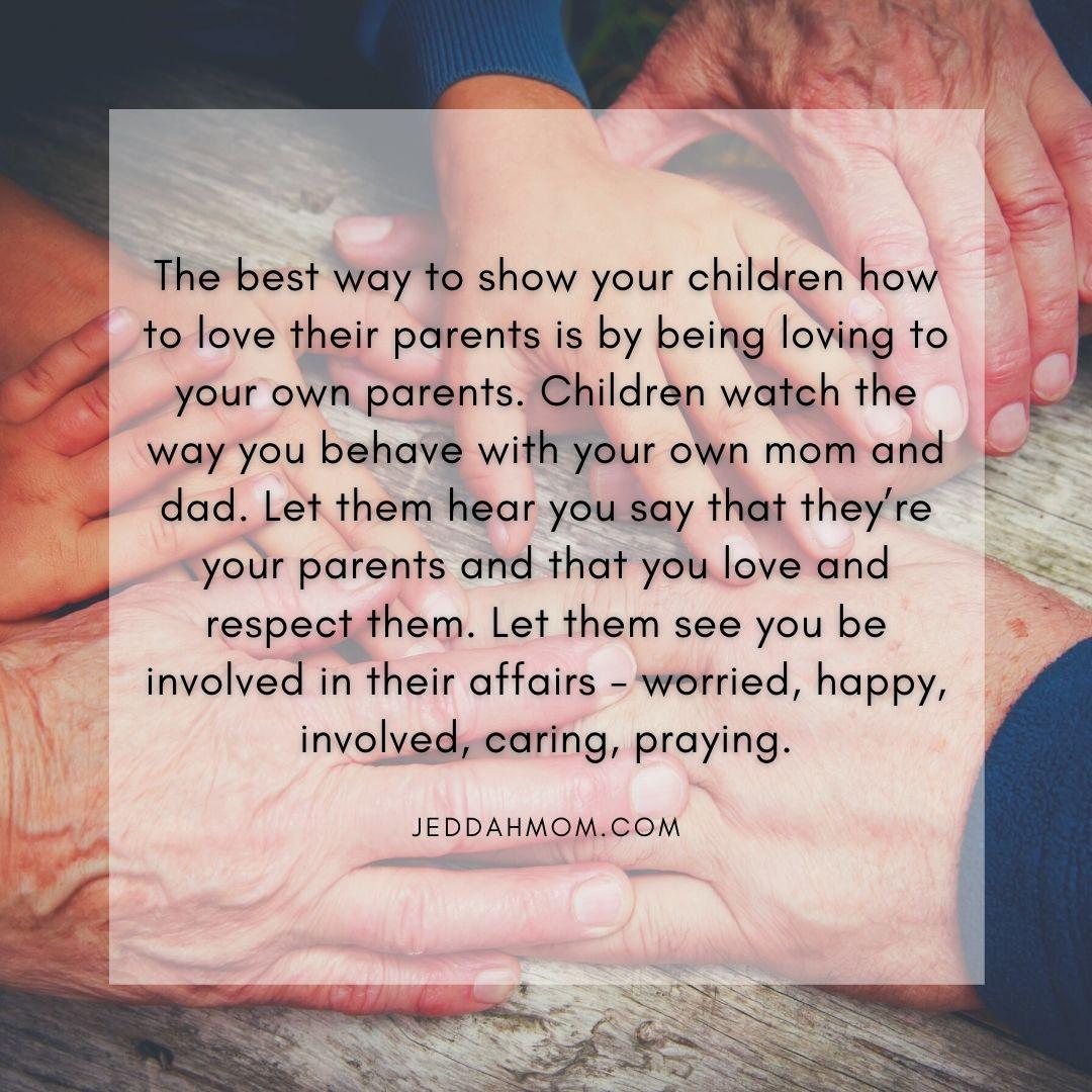 loving your parents parenting meme jeddahmom