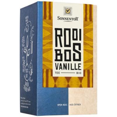Bio Rooibos Vanille Tee Beutel Sonnentor
