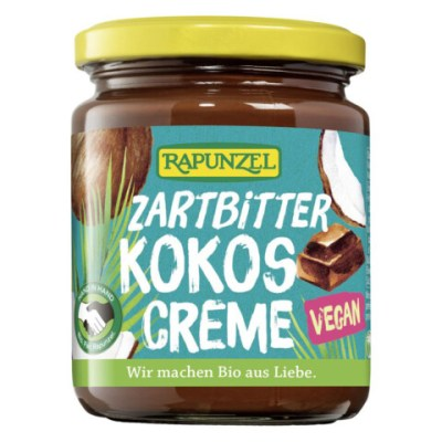 Bio Zartbitter-Kokoscreme Rapunzel