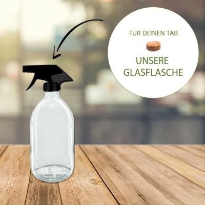 BioBaula Glasflasche