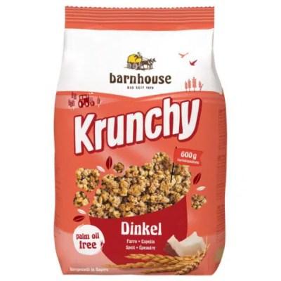 Bio Krunchy Dinkel Barnhouse