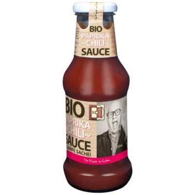 Bio Paprika Chili Sauce BioArt