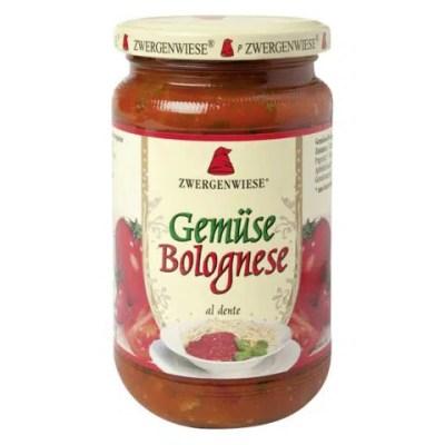 Bio Gemüse Bolognese Zwergenwiese