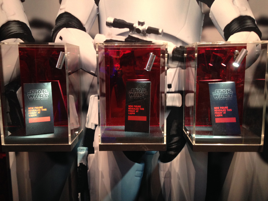IMG 4488 - San Diego Comic-Con: Hasbro First Order Stormtrooper Preview