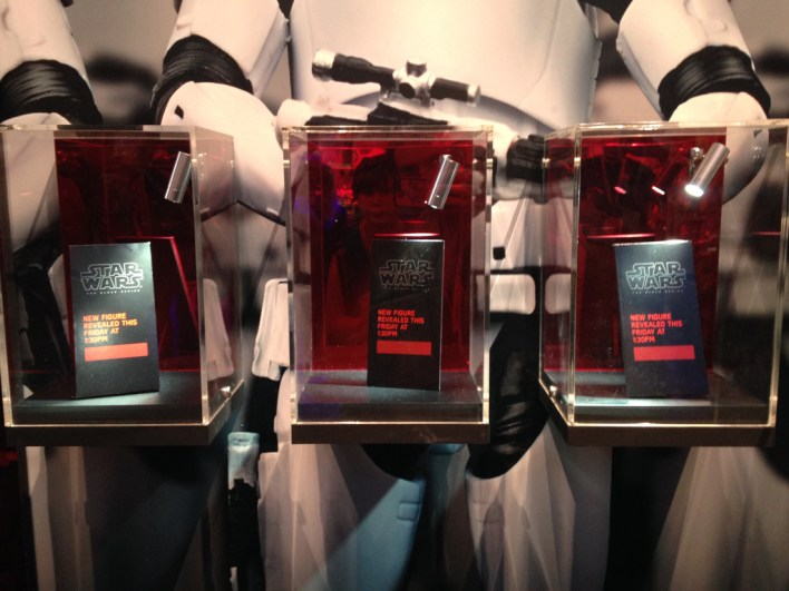 San Diego Comic-Con: Hasbro First Order Stormtrooper Preview