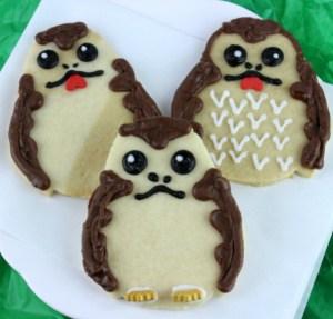 Porg Cookies
