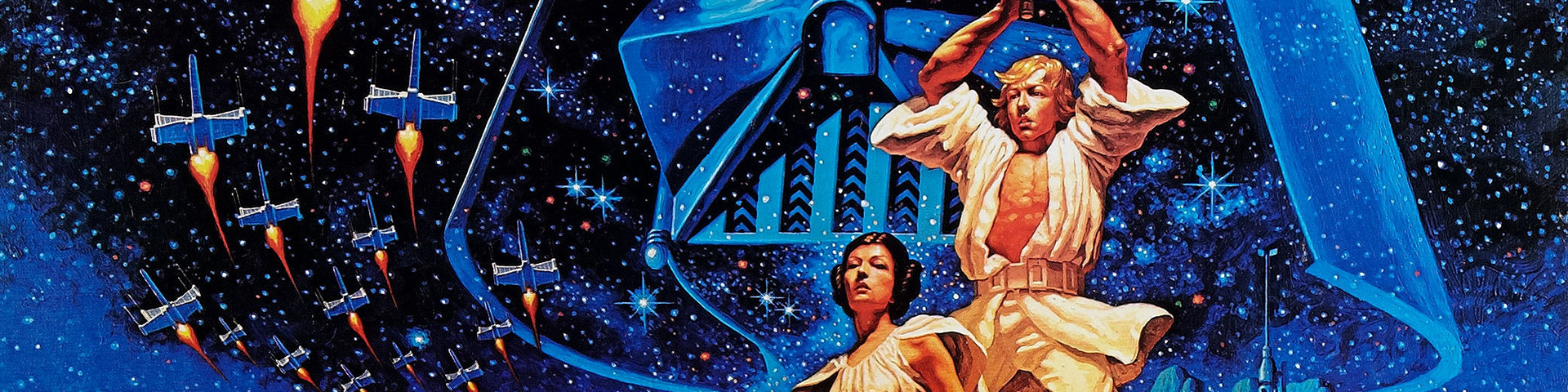 Star Wars Hildebrandt Art