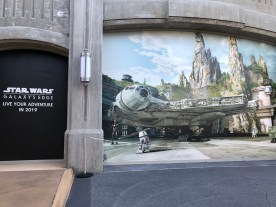 Galaxy's Edge Entrance