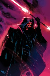 DARTH MAUL #1 (RAFAEL ALBUQUERQUE)