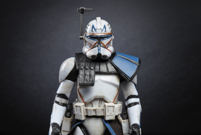 Figures  #09 STAR WARS THE BLACK SERIES  CAPITAN REX