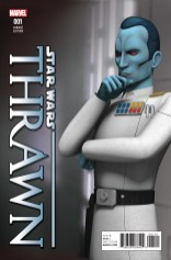 Thrawn #1 Cover Animation Variant
