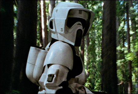 Image result for Scout trooper