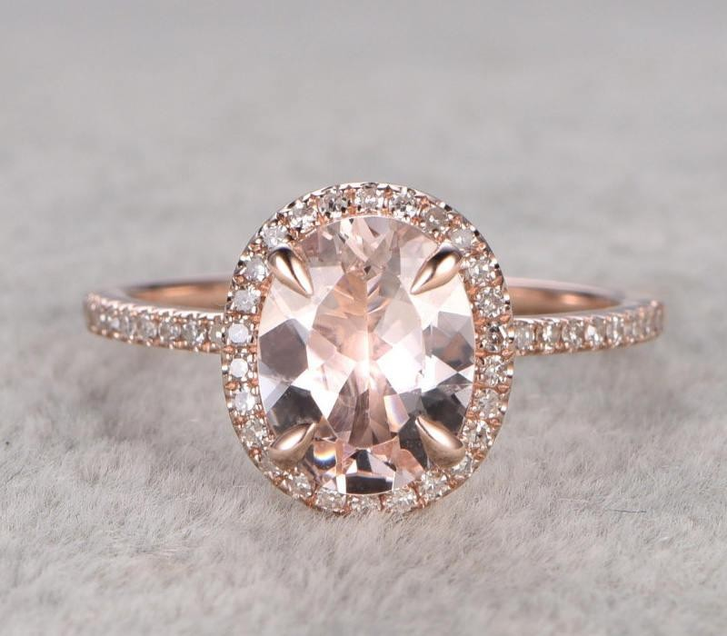 Limited Time Sale 125 Carat Peach Pink Morganite And
