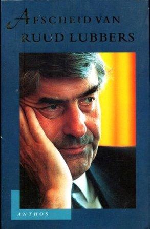 Boek 'Afscheid van Ruud Lubbers'