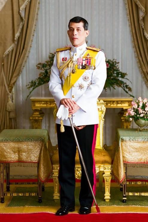 SomdetPhraChao Yu Hua Maha VajiralongkornBodindradebayavarangkun
