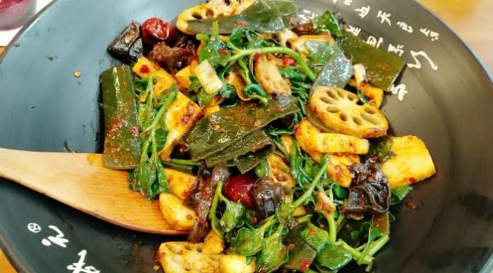 รีวิวร้านอาหารจีน ซื่อเฉิงหยวนหมาล่าเซียงกัว 川成元麻辣香锅