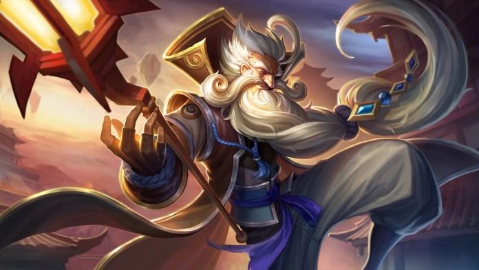 รีวิวเกมส์ lok ลีคออฟคิง League of King 老夫子 เหล่าฟูจึ lao fu zi – King of Glory