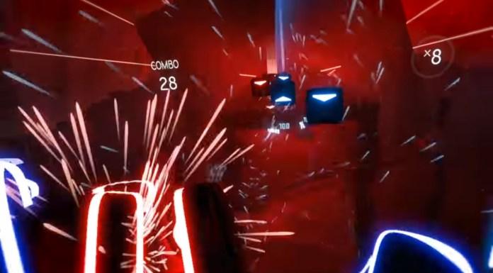 เกมส์ Beat Saber VR เกมส์ดนตรีรูปแบบVR