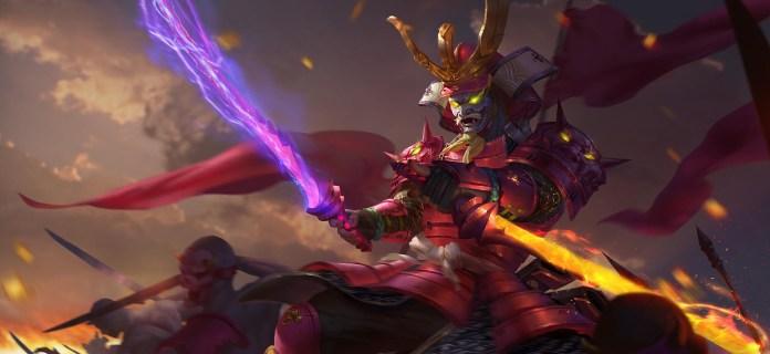 รีวิวเกมส์ lok ลีคออฟคิง League of King 宫本武藏 กงเปิ่นอู่จ้าง Miyamoto Musashi