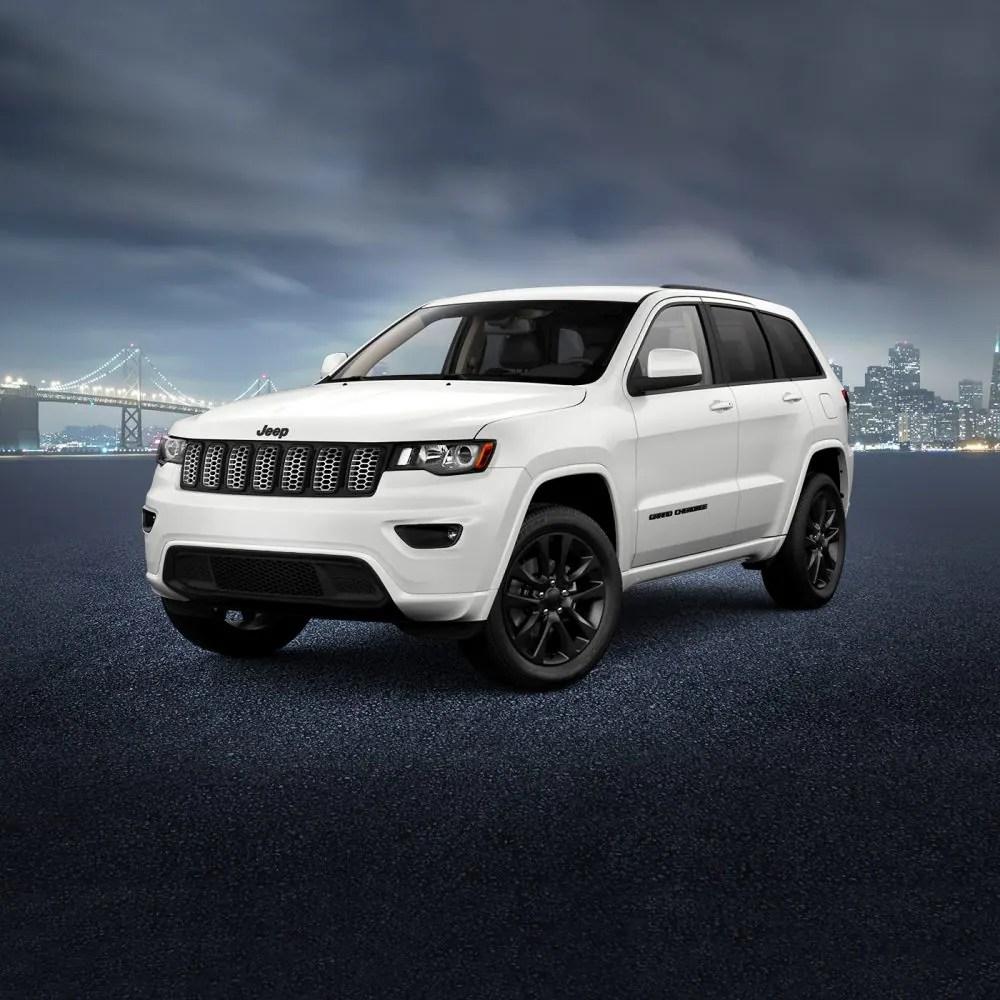 2018 Grand Cherokee First Drive