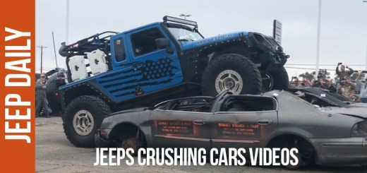 jeeps-crushing-cars-videos