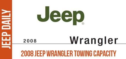 2008-jeep-wrangler-towing-capacity