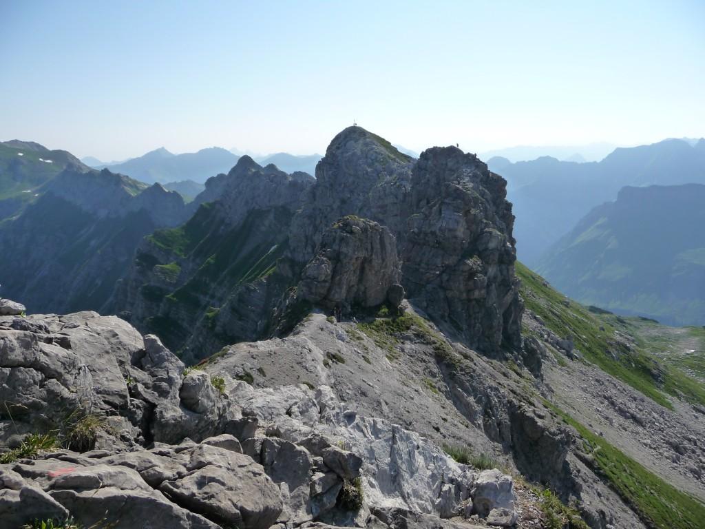 Hindelanger Klettersteig Ungesicherte Stellen : Hindelanger klettersteig die spektakulärsten passagen gopro