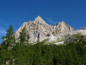Klettersteig Col dei Bos