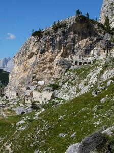 Klettersteige Cortina