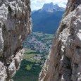 [Gastbeitrag von den Woewarianern (Jutta/Andreas), Teil 3 von 4] Klettersteige rund um Cortina d'Ampezzo Juli/August 2010 Via Verrata Strobel (Albino Michielli) Oh ja, wir hatten Blut geleckt. Wetterbedingt machten wir […]