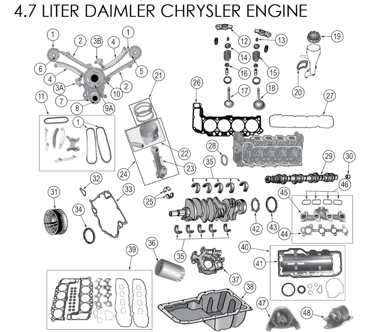 Dodge Durango 4 7 Engine Diagram