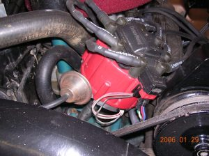 GM HEI distributor conversion for an AMC V8 | jeepfan