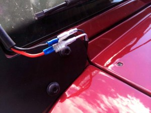 Raxiom Wrangler JK Light Bar Installation  Wiring the harness | jeepfan