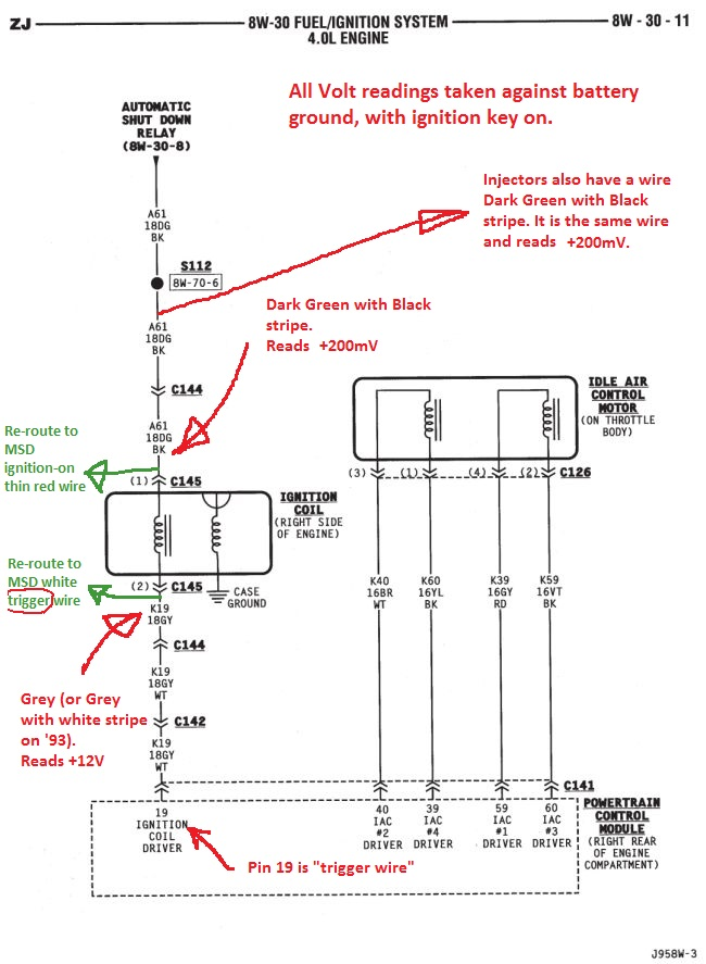 2720690d1456695932t connecting msd 6a 6al street fire 5520 zj grand cherokee coil wiring3 msd ignition systems wiring diagrams dolgular com Basic Electrical Wiring Diagrams at bayanpartner.co
