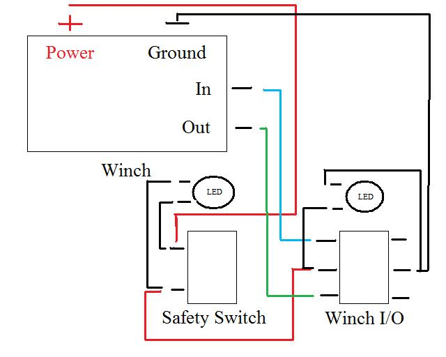 167227d1372473262t cab winch controller wiring diagram cab?resize=202%2C177 gorilla winch wiring diagram installing a gorllia winch atvfan gorilla winch wiring diagram at edmiracle.co