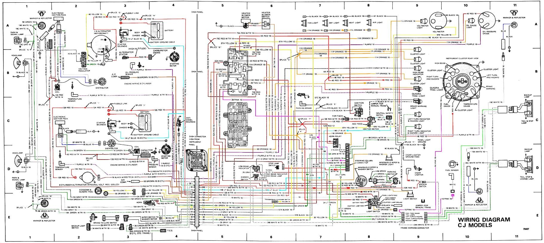 984858d1389333313t electric choke voltage not shutting off cj 7 wiring diagrams colored diagrams 25761110 jeep wiring diagram amc jeep wiring amc jeep wiring schematic at suagrazia.org