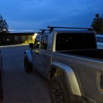 Mopar Gladiator Roof Rack Jeep Gladiator Forum Jeepgladiatorforum Com