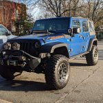 Looking For Pics Of Between 1 5 And 1 75 Inch Wheel Spacers Jeep Gladiator Forum Jeepgladiatorforum Com