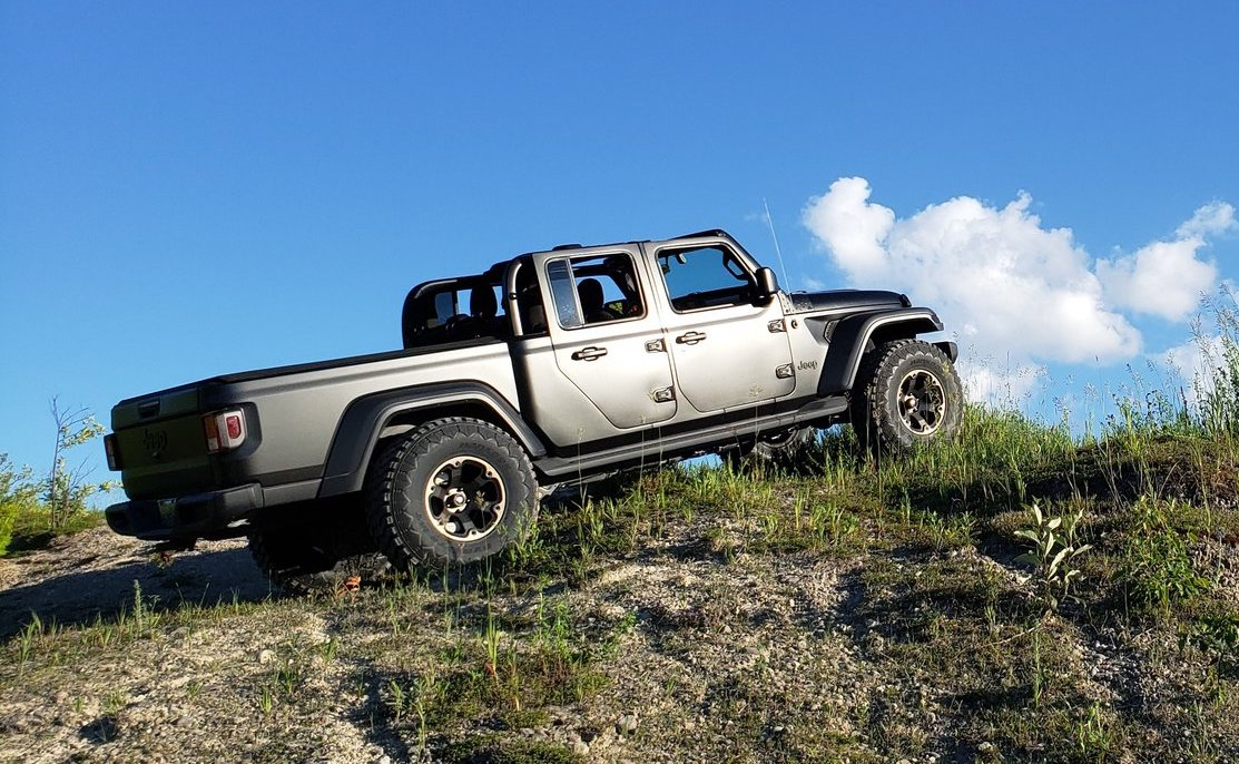 37 Tires On Jeep Gladiator Without A Lift Kit 2020