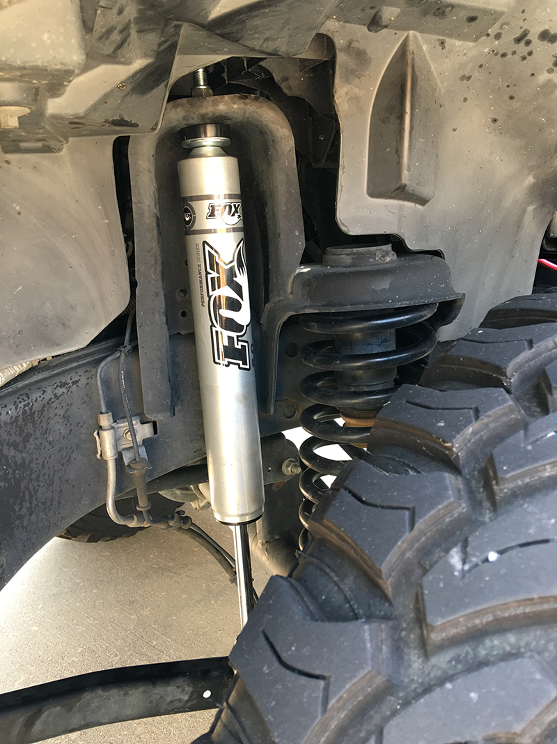 Fox 2 0 Performance Shocks Review Jeepmodreview Com