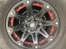 Rugged Ridge LED Brake Light Installed