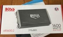 Boss Audio AR1600 AMP