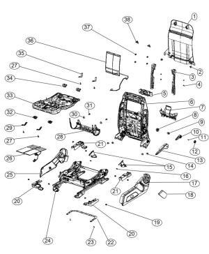 Jeep Patriot Rear Seat Diagram  ImageResizerToolCom