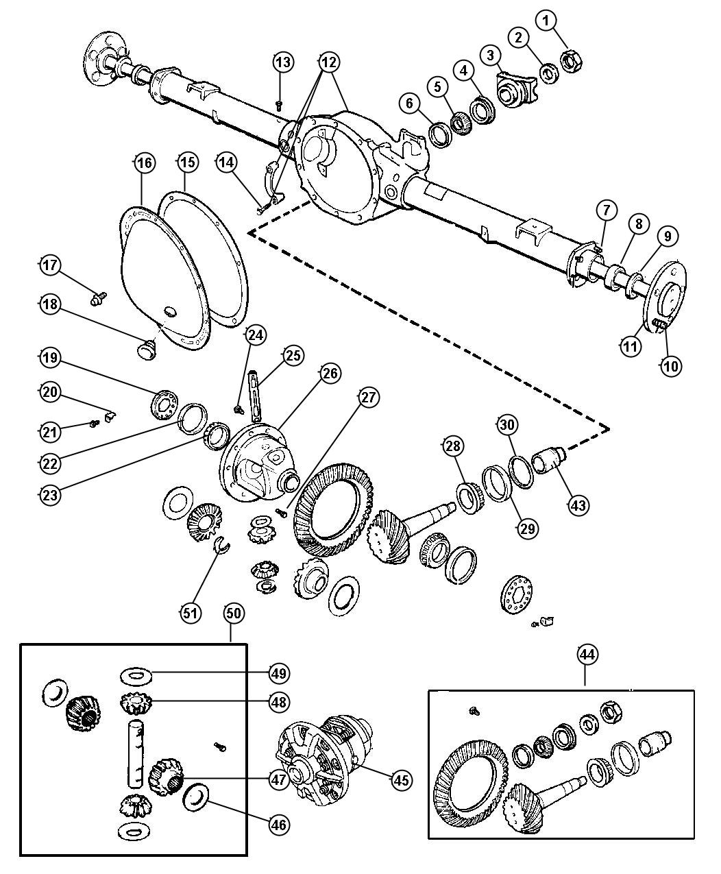 Jeep Cherokee Parts Front Brakes Diagram