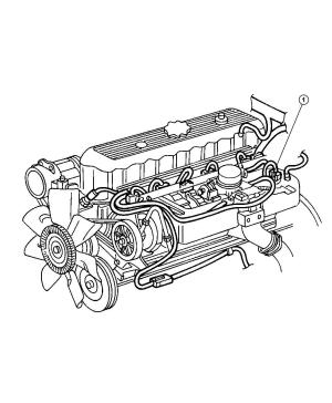 55037539AA  Jeep Heater Engine Viscous heater Gear | Jeep Parts Overstock, Atlanta GA