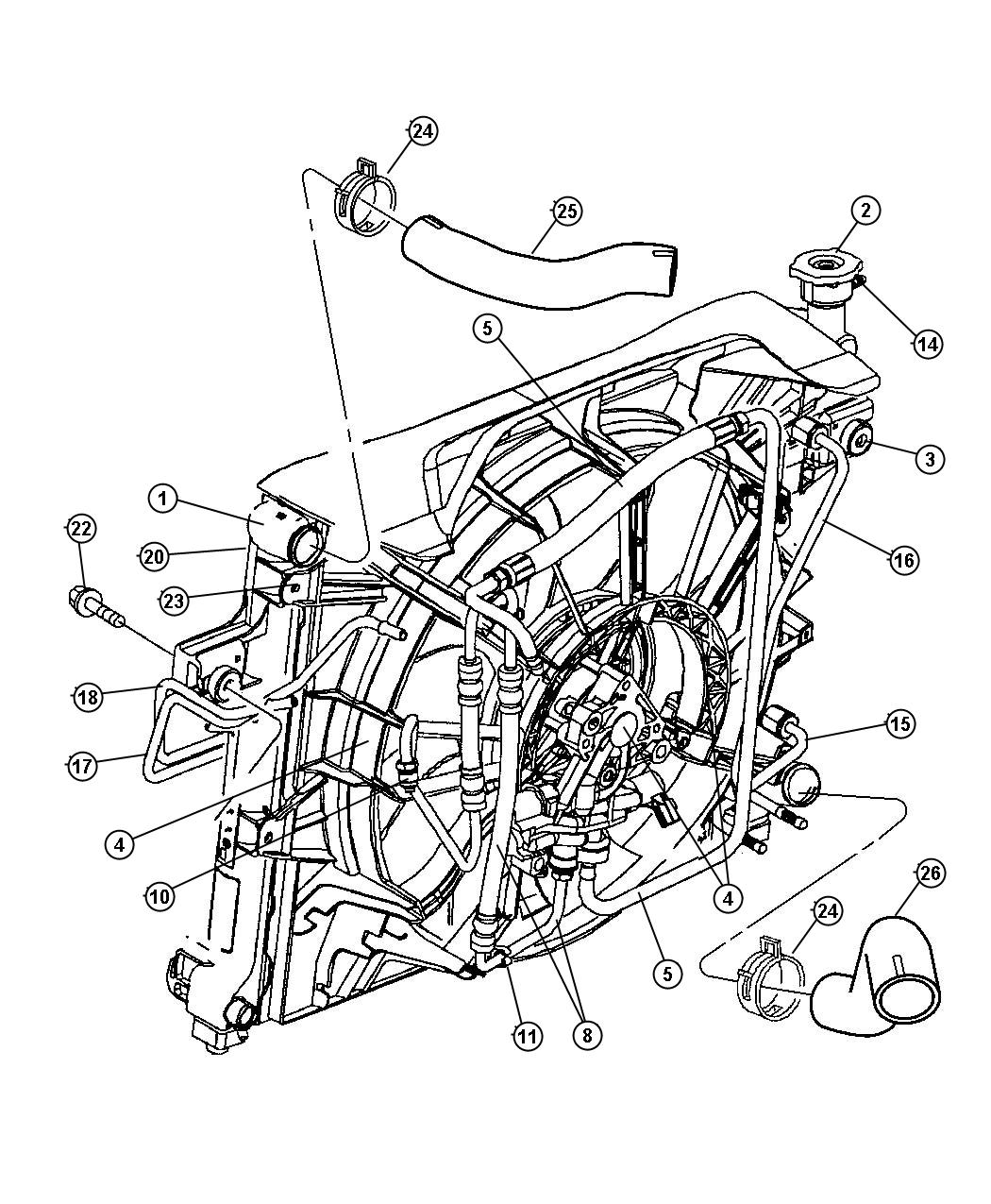 Jeep Xj Hose Diagrams