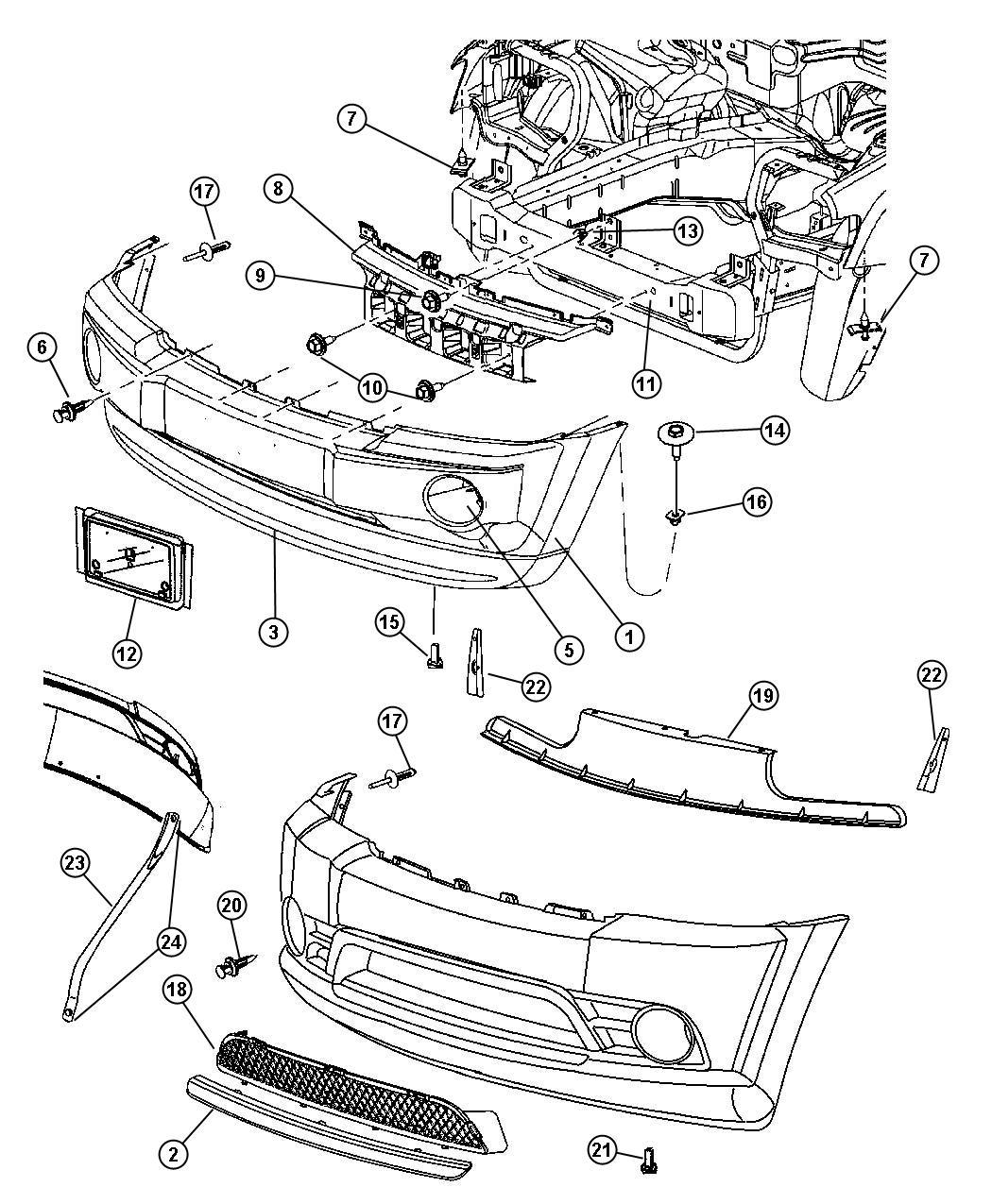 Diagram Inside Dam